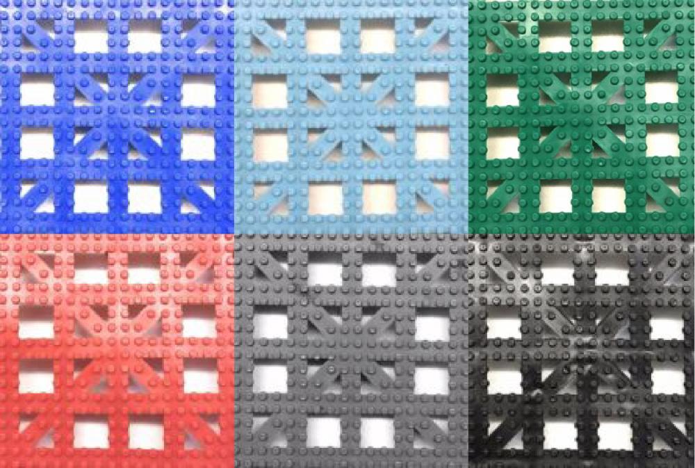 Flexi-Deck Colours