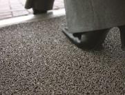 PVC entrance matting