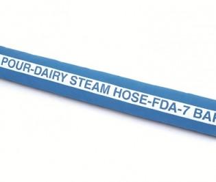 dairy steam hose