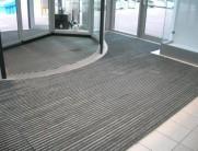 rubber entrance mats