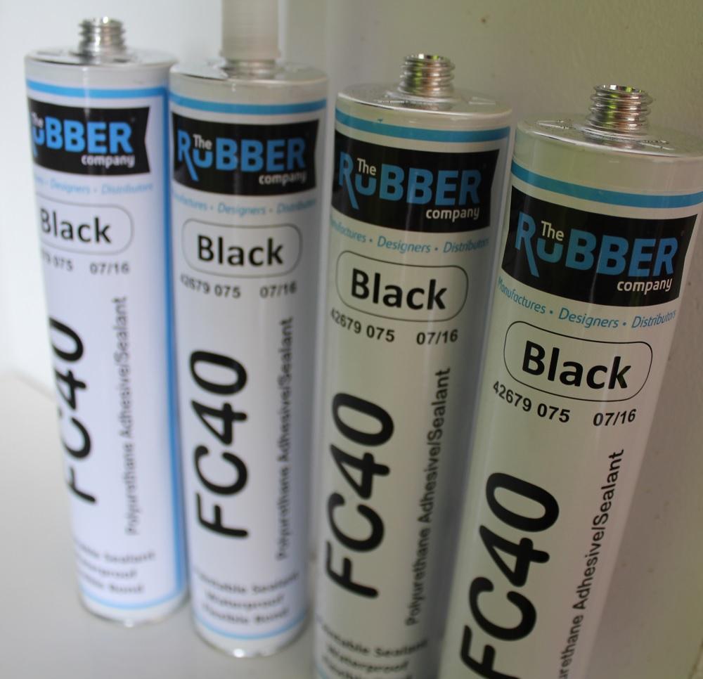 Fc40 Polyurethane Sealant The Rubber Company