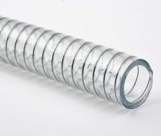 NON-TOXIC STEEL SPIRAL PVC