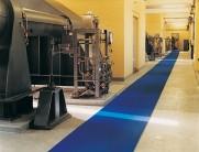 anti slip PVC matting