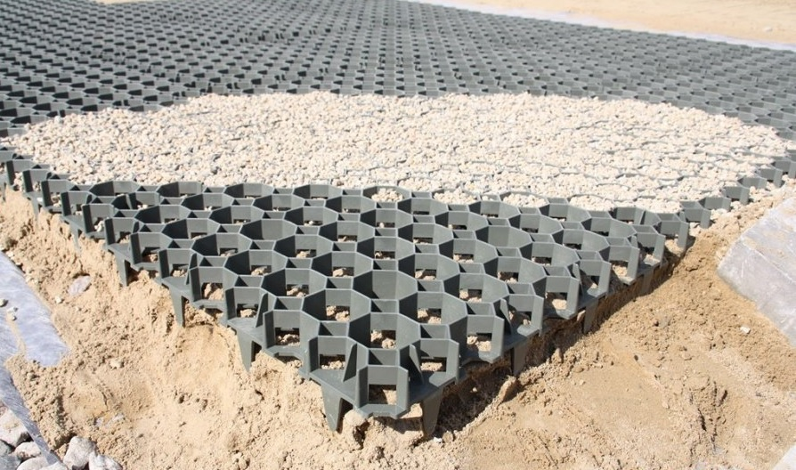 Permeable Paving Grids Toughgrid 174 The Rubber Company