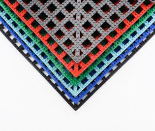 Flexi-Deck | Interlocking PVC Tiles
