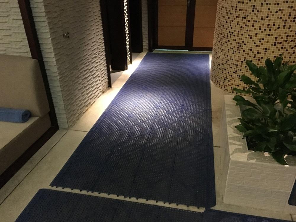 Interlocking Pvc Tiles
