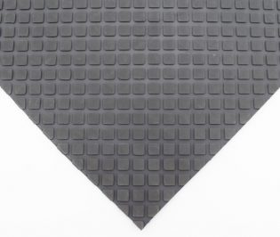Rhombus Rubber Matting