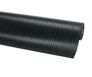 Rubber Wide Ribbed Matting