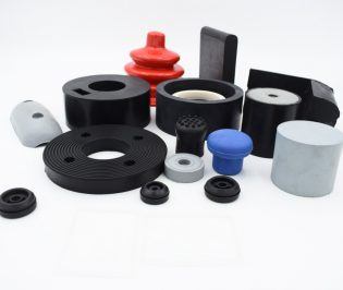Custom Rubber Moulding