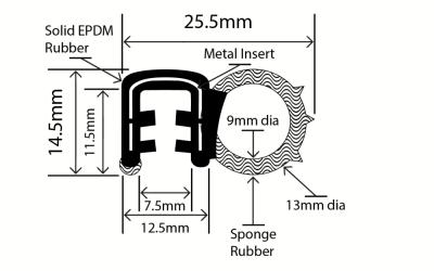 RCDS25.5X14.5L