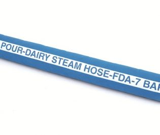 Vapour-Dairy Steam Hose
