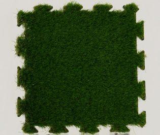 Artificial Grass Shock Pad Tile