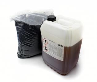 Wet Pour Materials