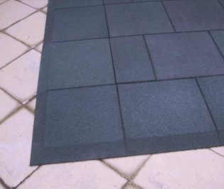 SBR RubbaTile® Rubber Tiles