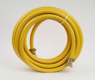 Compressor Hose Assemblies 300PSI Yellow Hose