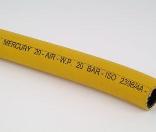 Premium Rubber 20 Bar Air Yellow Hose