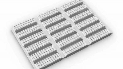 Anti Slip PVC Matting -