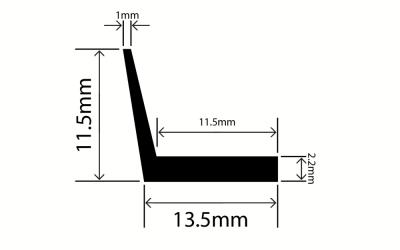 RCAP13.5X11.5L