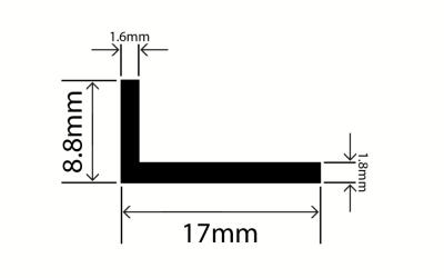 RCAP17X8.8L