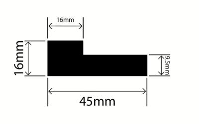RCAP45X16W