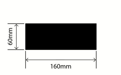 RCBG160X60W