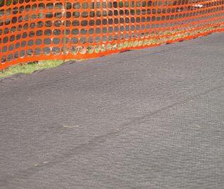 Fabric Track® Landscape Fabric Mesh