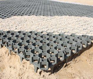 ToughGrid® Permeable Paving Grids