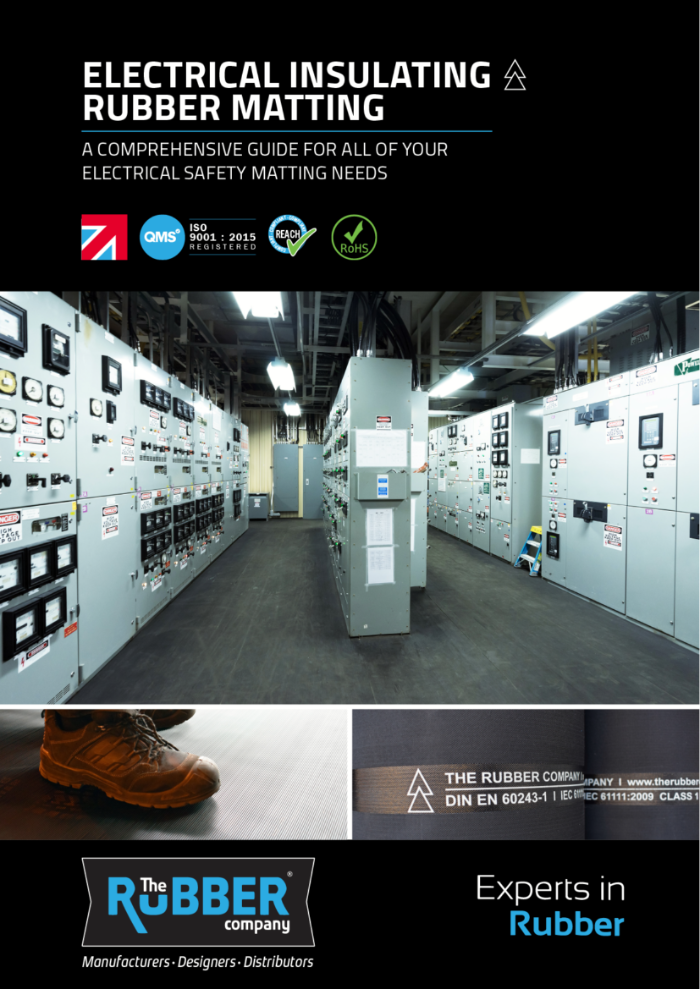 IEC Electrical Safety Matting Brochure Cover