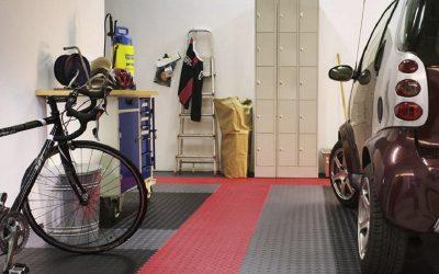 Garage & Workshop Flooring