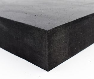Neoprene Rubber Slabs 30mm, 40mm, 50mm