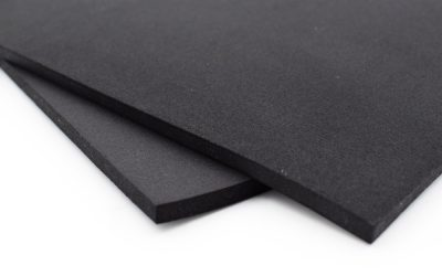 Natural Rubber Sponge Sheeting