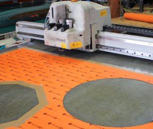 CNC Machine Cut Gaskets