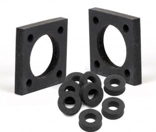 EPDM Sponge Rubber Gaskets