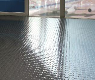 RubbaStud Studded Rubber Flooring