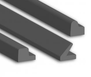 Silicone L Seal Profiles