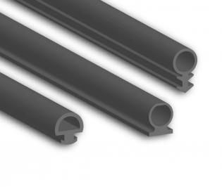 Silicone Omega Seal Profiles