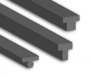 Silicone T Seal Profiles