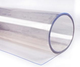 Flame Retardant Clear PVC Sheeting